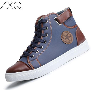 Men's High Top Casual Shoes