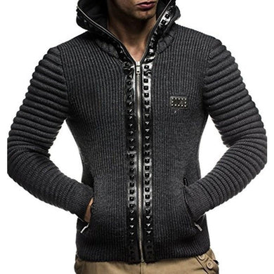 Autumn Fashion Men Hoodie