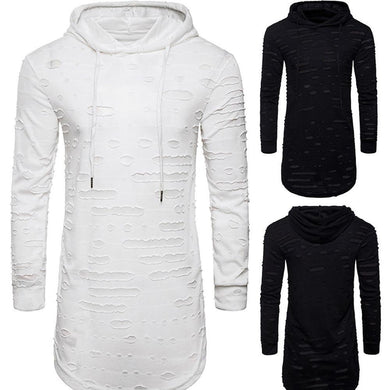 Men's Fashion  Hoodie  Long Sleeve T Shirt Casual Top