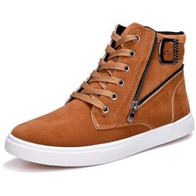 Men Casual High Top Shoes