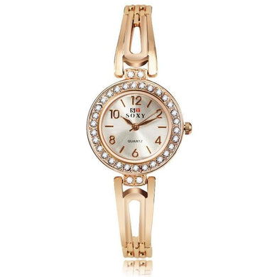 Soxy Bracelet Watch For  Women