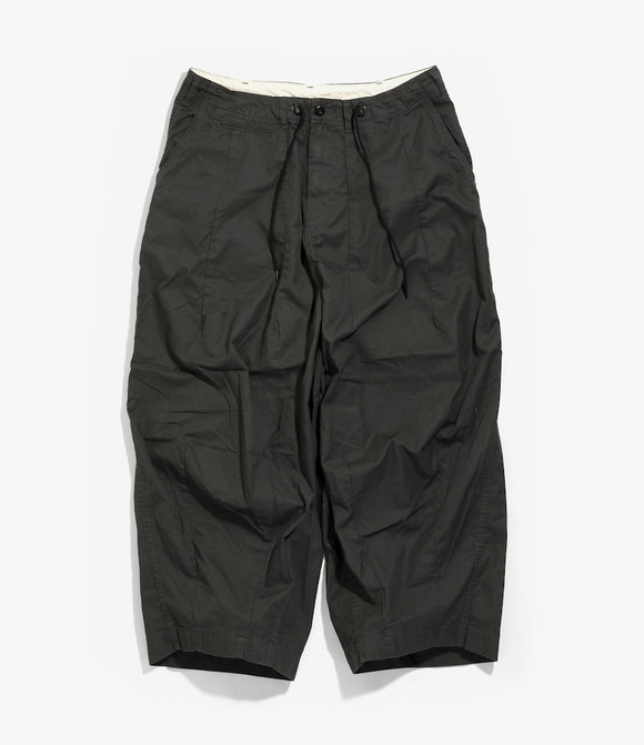 H.D. Pant - Military Charcoal