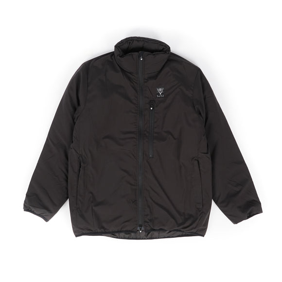 Insulator Jacket - Black Peach Skin