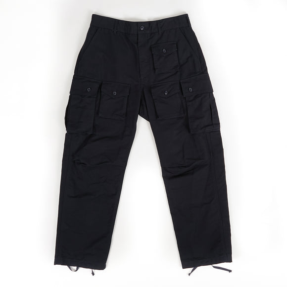 FA Pant - Navy Cotton Double Cloth