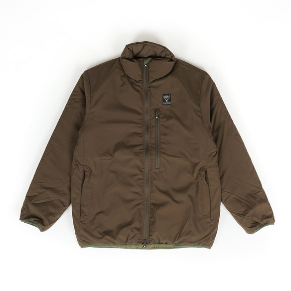 Insulator Jacket - Khaki Peach Skin