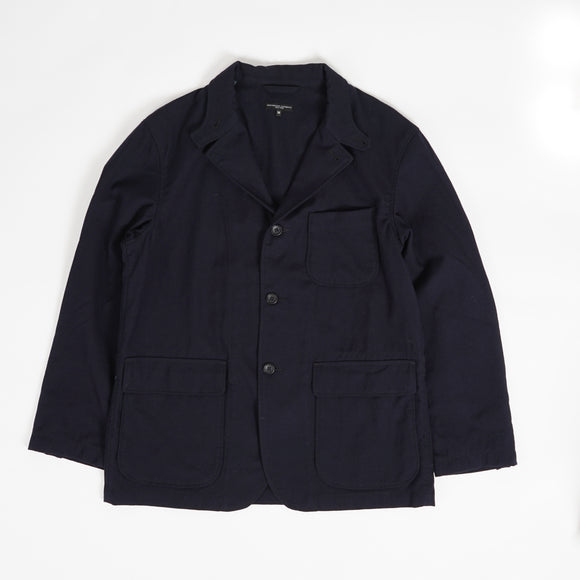 Loiter Jacket - Dark Navy Wool Uniform Serge