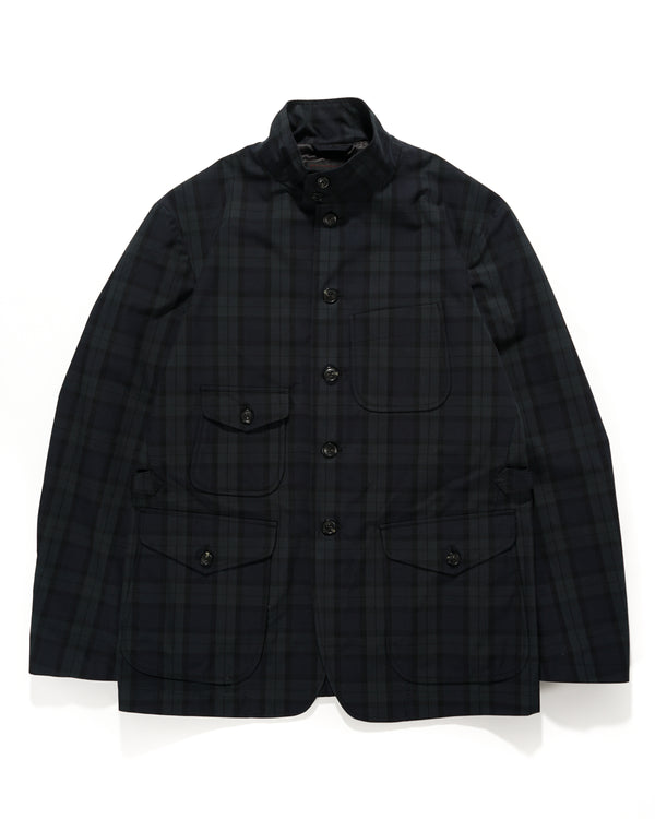 Structured Jacket Engineered Garments x Baracuta - Blackwatch Plaid