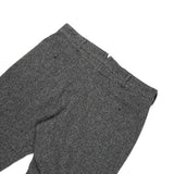 Andover Pant - Grey Poly Wool Herringbone