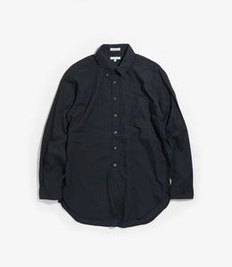 19 Century BD Shirt- Dk. Navy 100's 2Ply Broadcloth