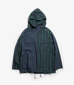 Cagoule Shirt - Blackwatch Big Madras