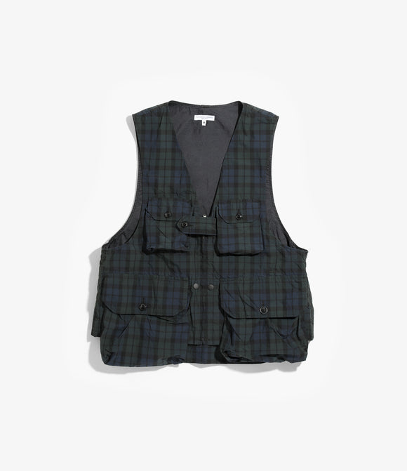 Game Vest - Blackwatch Nyco Cloth