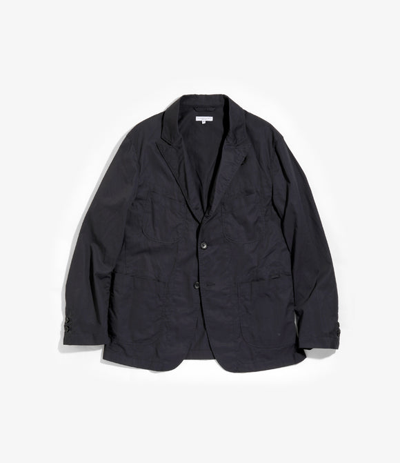 NB Jacket - Dark Navy Highcount Twill