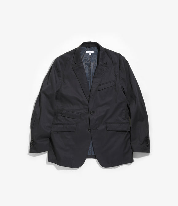 Andover Jacket - Dark Navy Highcount Twill