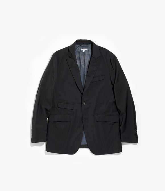 Andover Jacket - Dark Navy Tropical Wool