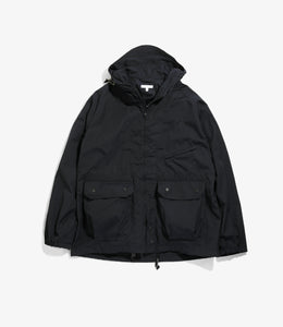 Atlantic Parka - Dark Navy PC Poplin
