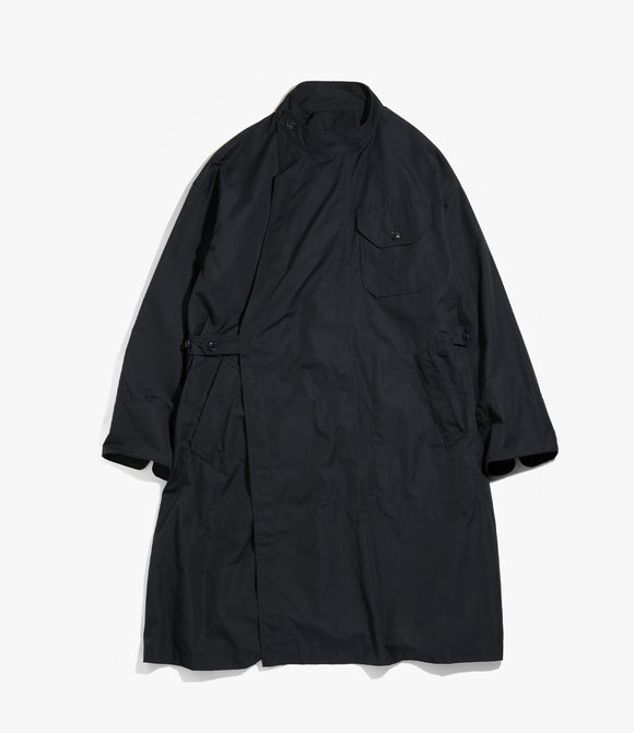 MG Coat - Dark Navy PC Poplin