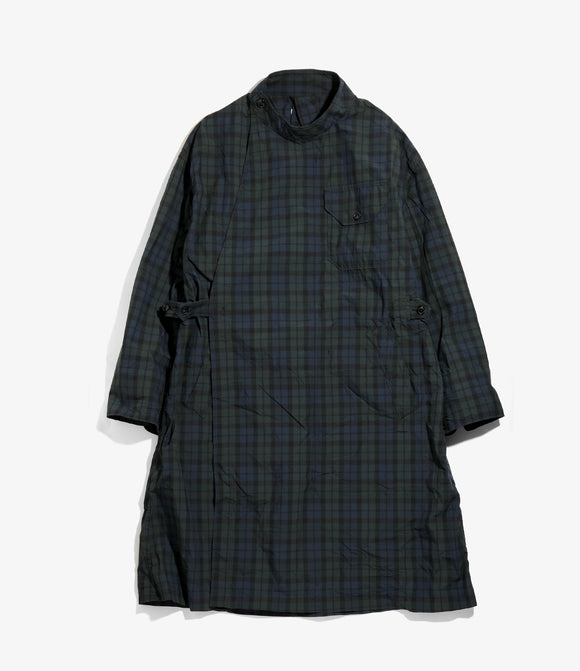 MG Coat - Blackwatch Nyco Cloth