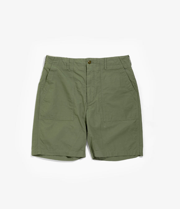 Fatigue Short - Olive Cotton Ripstop