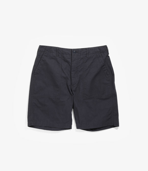 Fatigue Short - Dk. Navy Cotton Ripstop