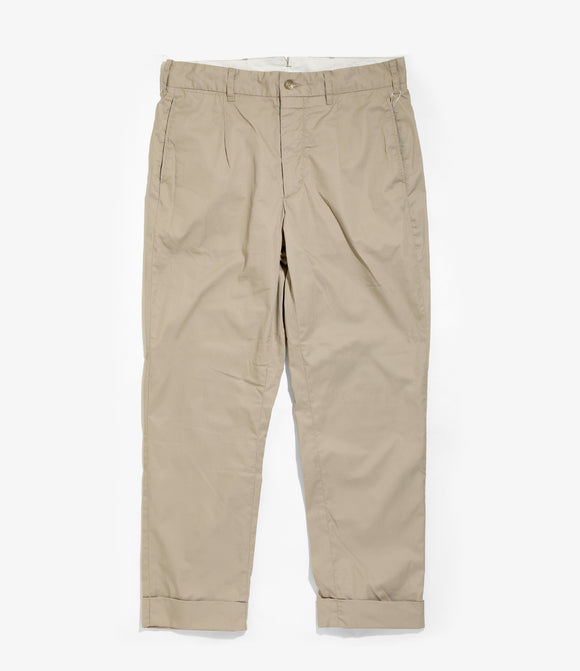 Andover Pant - Khaki Highcount Twill