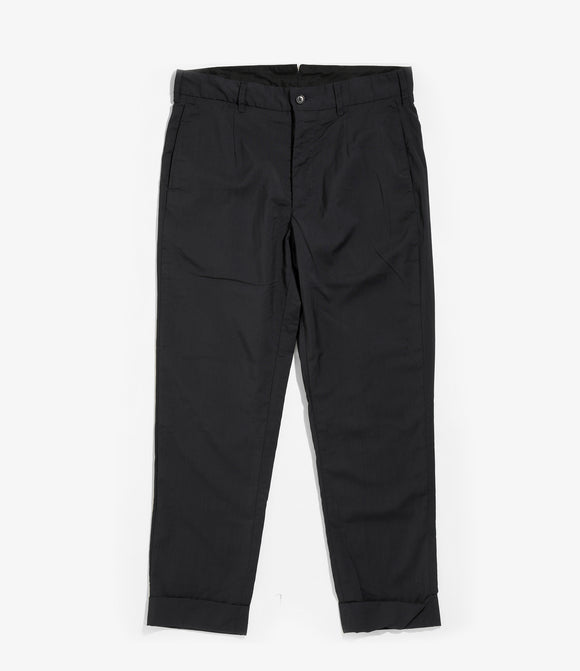 Andover Pant - Dark Navy Tropical Wool