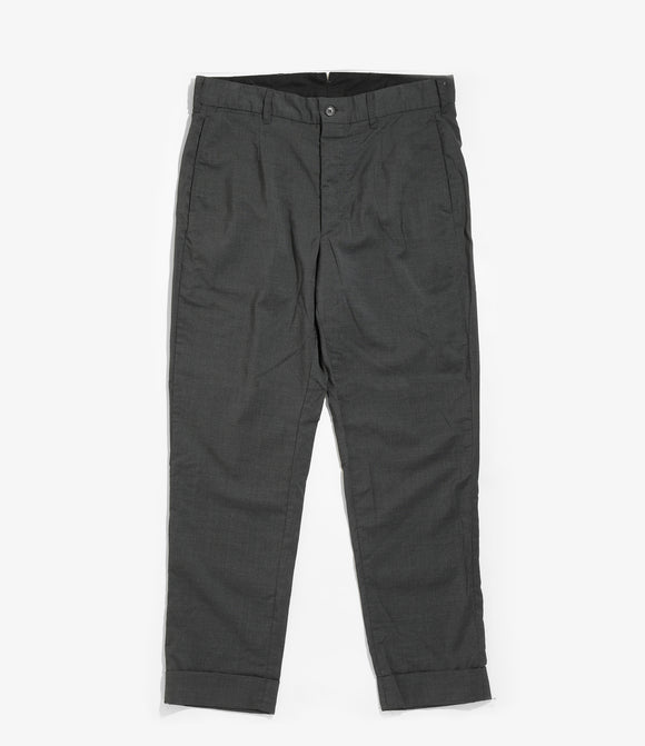 Andover Pant - Grey Tropical Wool