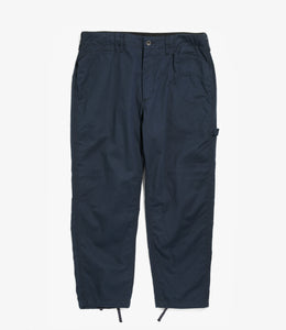 Painter Pant - Navy 6.5oz Flat Twill