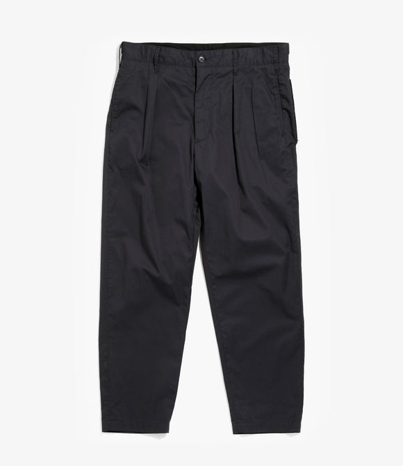 Carlyle Pant - Dark Navy Highcount Twill
