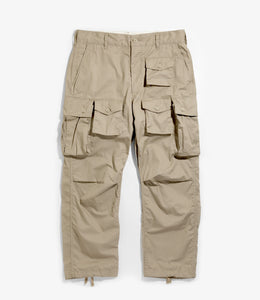 FA Pant - Khaki Highcount Twill