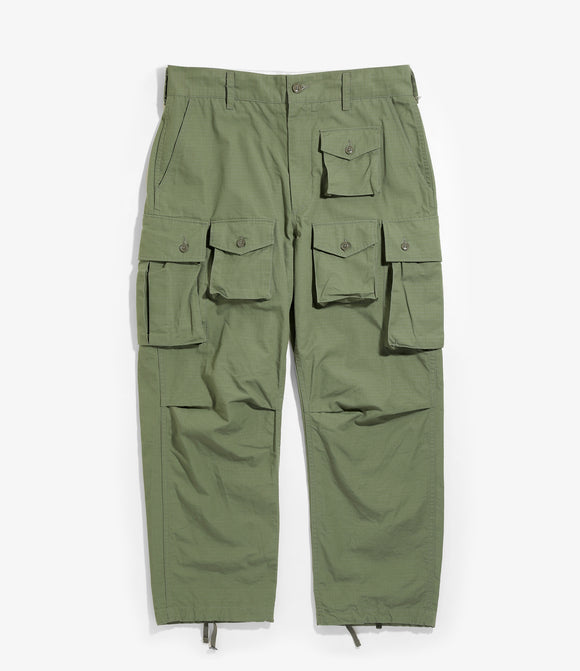 FA Pant - Olive Cotton Ripstop