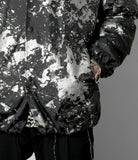 Coach Jacket - Poly Taffeta / Reflective Paint