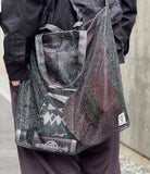 Grocery Bag - Leopard Poly Heavyweight Mesh / Print