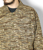 Hunting Shirt - Trout Printed Flannel / Camo