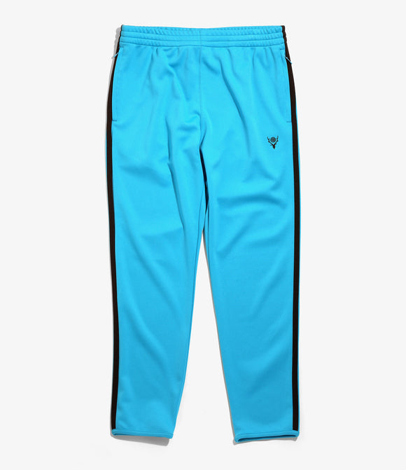 Trainer Pant - Turquoise Poly Smooth