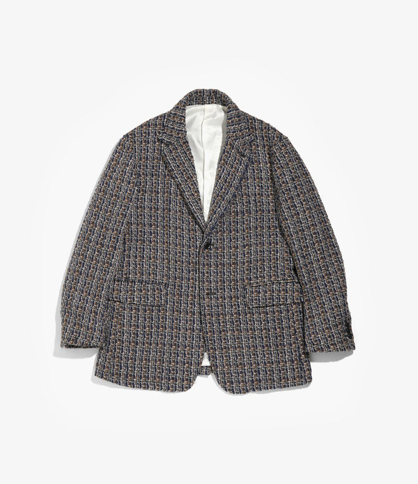 2B Jacket - Fancy Tweed