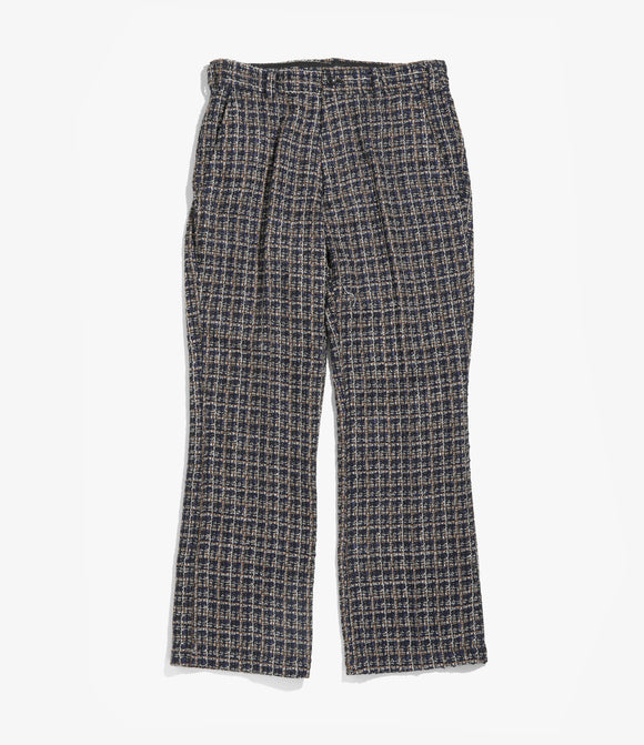 Basic Trouser - Fancy Tweed
