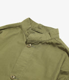 S.C Army Shirt - Back Sateen