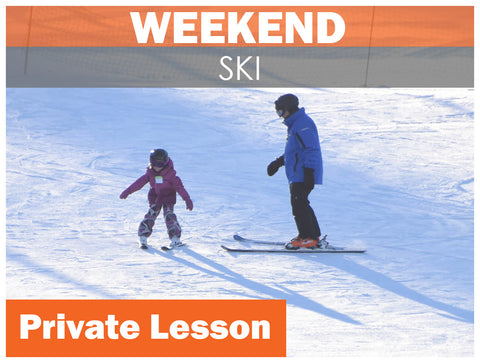 Private SKI Lesson