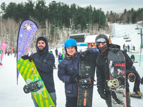 Season Starter SNOWBOARD Lesson (ages 6+)