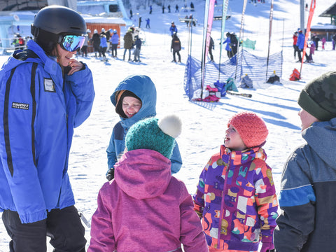 1-Day Ski / Snowboard Camp! (Ages 6-12)