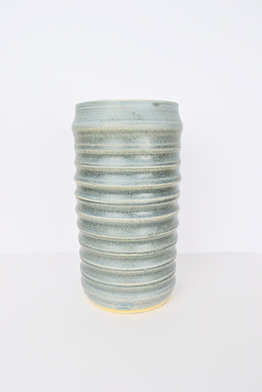 Blue Bubble Vase