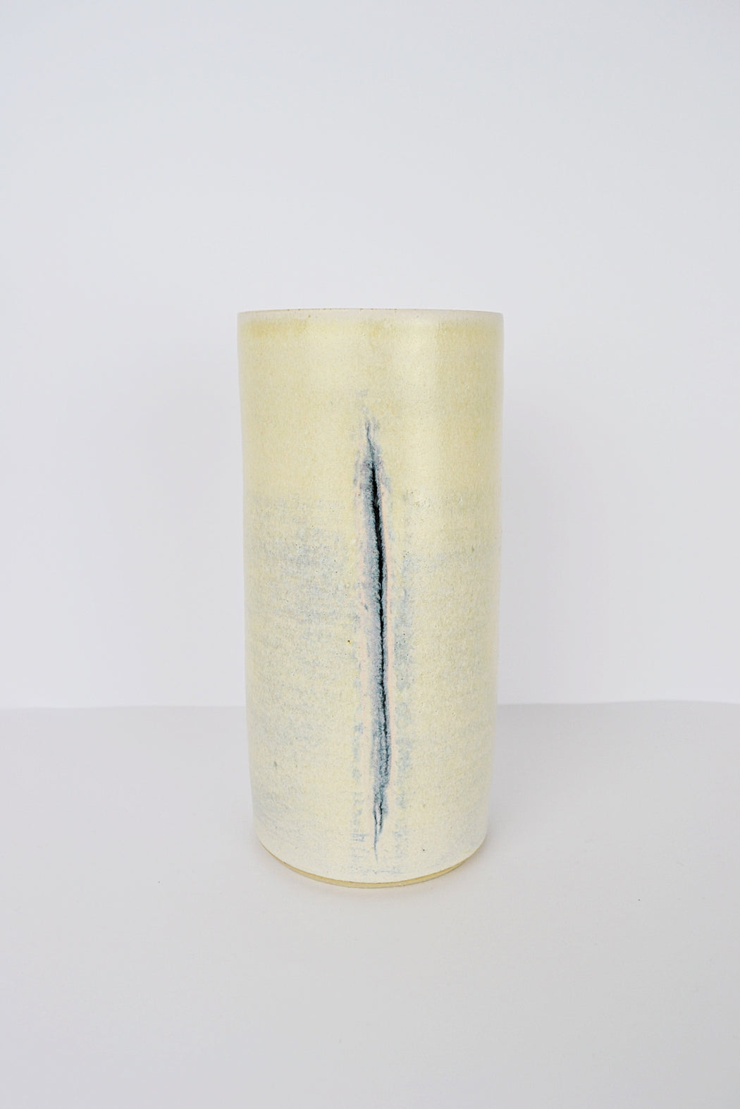 Pale Blue Bloom Vase