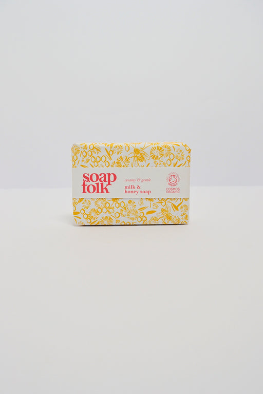 Milk and Honey Cold-Pressed Soap