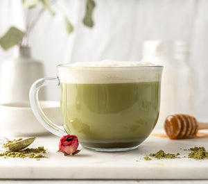 Easy Matcha Latte Recipe | Collagen Powder Recipes