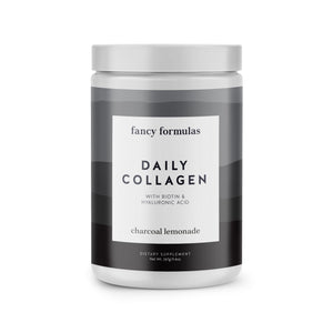 Charcoal Lemonade Daily Collagen Powder