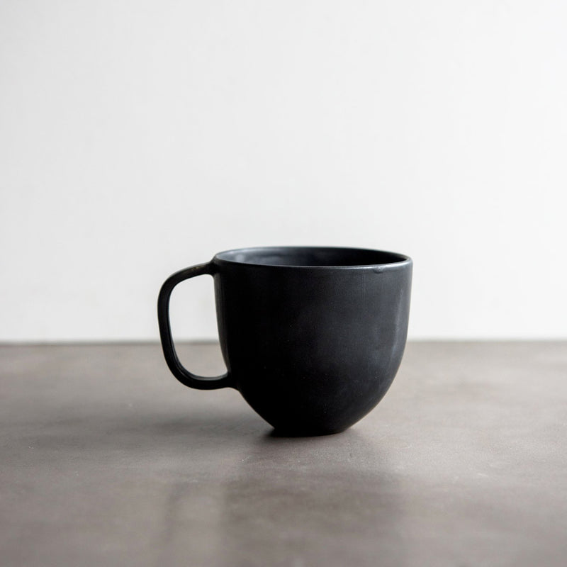 The Black Stone Coffee Mug
