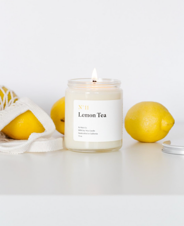 N°11 Lemon Tea