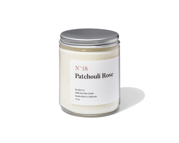 N°18 Patchouli Rose