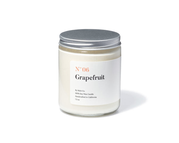 N°06 Grapefruit