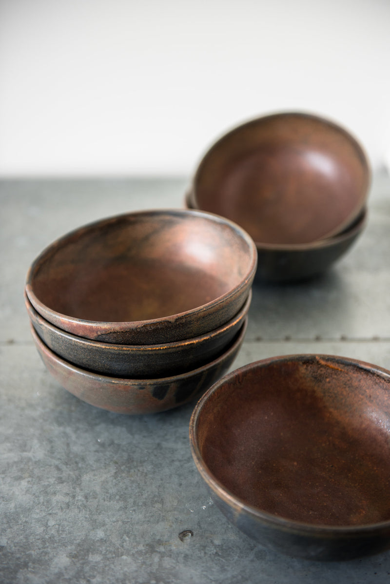 The Rust Stone Bowl